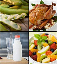 Lysine Food Sources