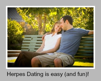 dating with herpes
