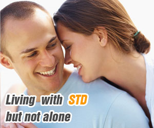 is dating someone with herpes safe