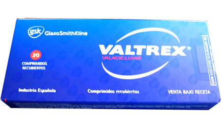 valtrex for herpes