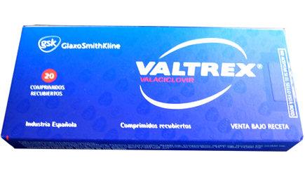 valtrex for herpes